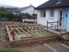 Timber Frame Extension 2